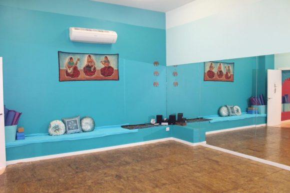 Shivadasi - Escuela de Danza - Las Tablas - Instalaciones