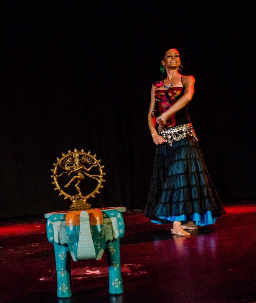 Shivadasi - Escuela de Danza - Las Tablas, Madrid - Danza Fusión Oriental