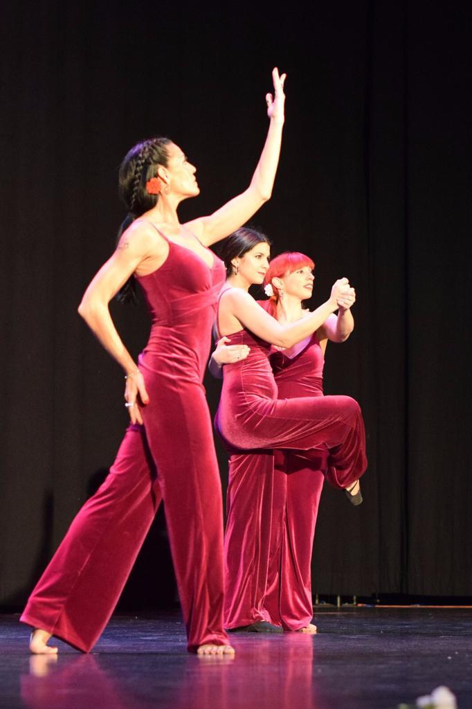 Shivadasi - Jazz, Cabaret, Musical - Escuela de Danza - Las Tablas, Madrid