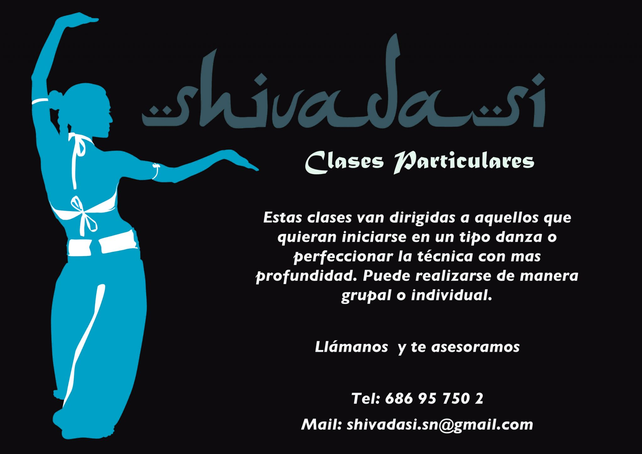 Shivadasi - Escuela de Danza - Clases Particulares - Las Tablas