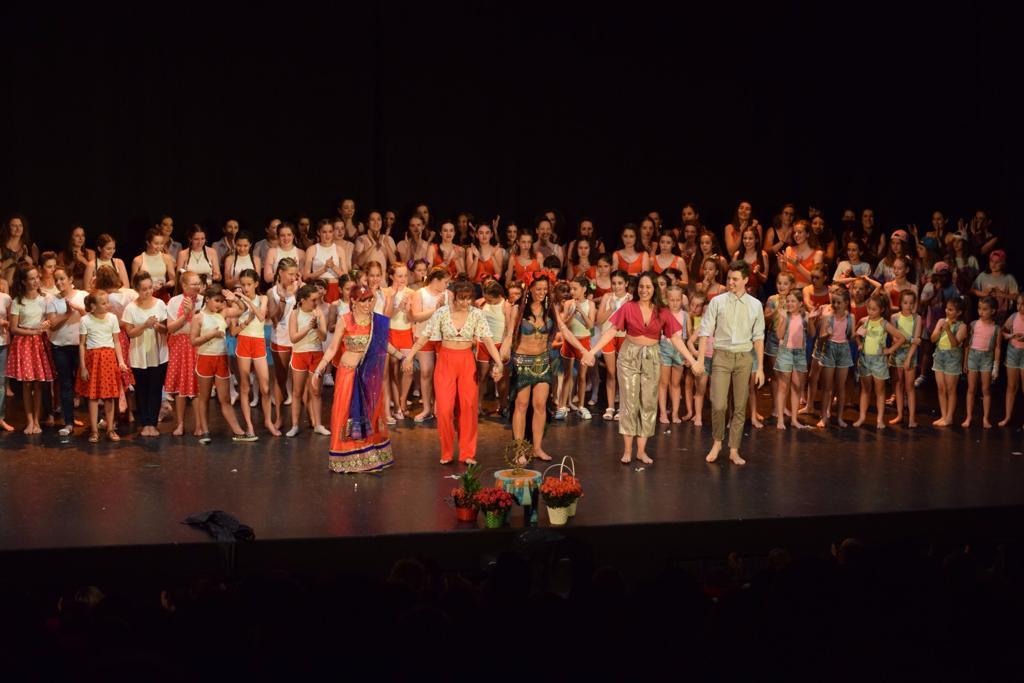 Shivadasi - Novedades - Festivales de Danza - Las Tablas - Madrid
