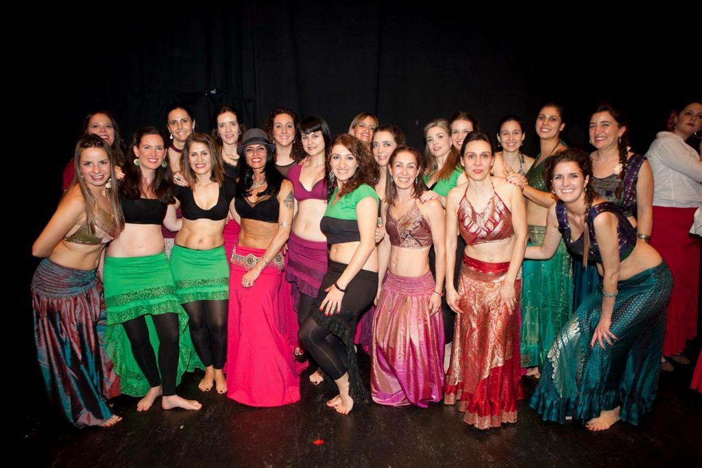 Shivadasi - Escuela de Danza - Las Tablas - Madrid - Novedades - Festivales de Danza