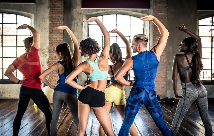 Shivadasi - Escuela de Danza - Las Tablas - Madrid - Zumba